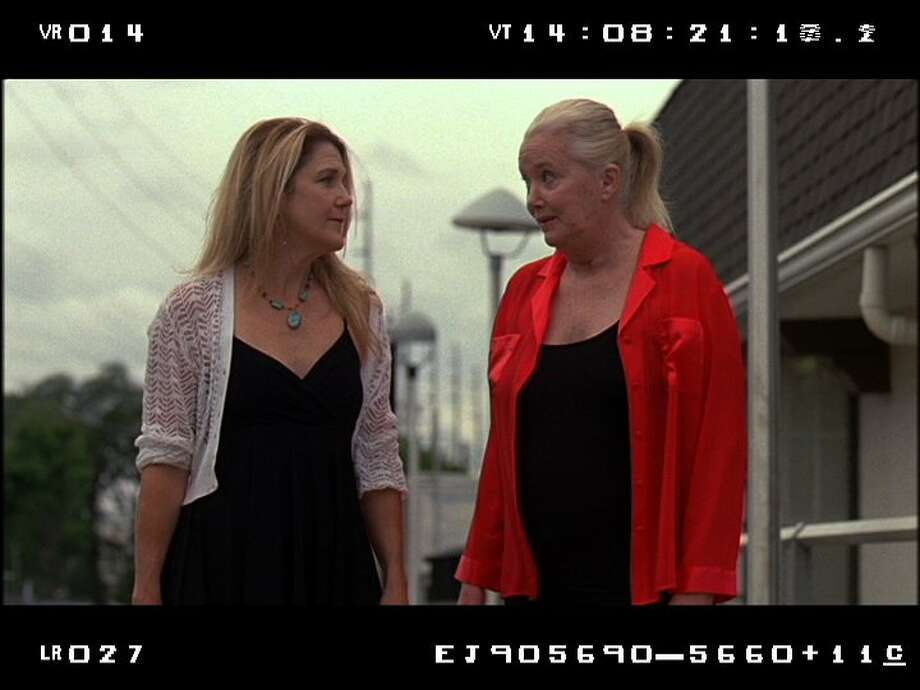 """Archaeology of a Woman,"" premiering Saturday at WorldFest-Houston, stars Victoria Clark, left and Sally Kirkland, who will attend the 3 p.m. screening at AMC Studio 30 Dunvale. Photo: Courtesy Photo"
