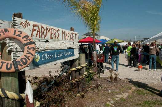 Farmer's Market at Clear Lake Shores Photo: Kim Christensen, For The Chronicle / Freelance