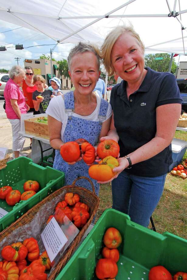 Tomball Farmers MarketWhen: Saturdays from 9 a.m.-1 p.m., year-round, rain or shineWhere: Corner of Main (FM 2920) and Cherry in downtown TomballWho's there: About a dozen vendors offering fresh produce and herbs as well as prepared foods and handicrafts.Website: tomballfarmersmarket.org Photo: Tony Bullard / Freelance