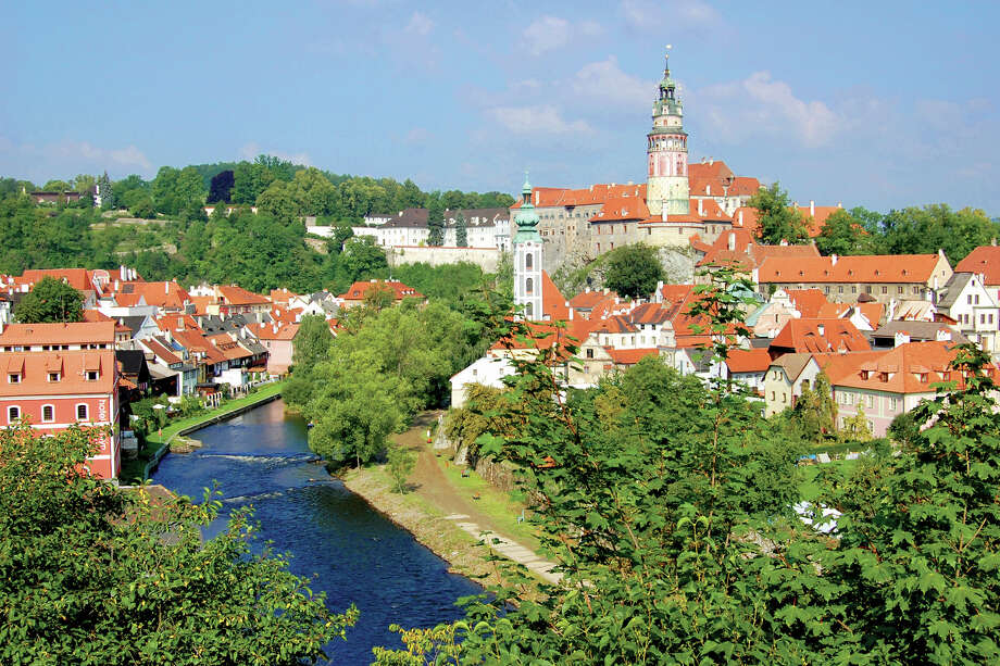 With its awe-inspiring castle, delightful Old Town of shops and cobbled lanes, characteristic little restaurants, and easy canoeing options, Ceský Krumlov has been discovered — but not spoiled — by tourists. Photo: Rick Steves, Ricksteves.com