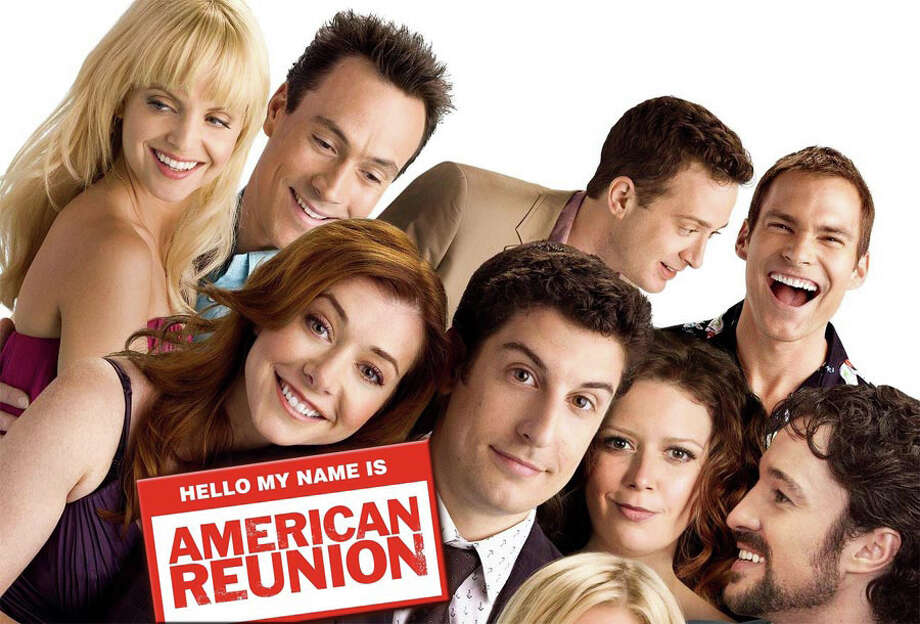 """""""American Reunion,"""" the latest in the """"American Pie"""" movie series, is now playing in area theaters. Photo: Contributed Photo / Westport News contributed"""