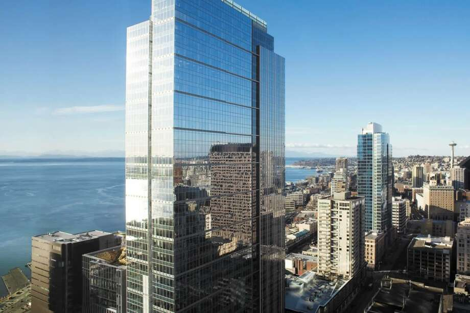 The Russell Investments Center Photo: Northwestern Mutual