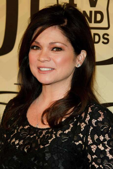 Valerie Bertinelli arrives to the TV Land Awards 10th Anniversary in New York, Saturday, April 14, 2012. (AP Photo/Charles Sykes) Photo: Charles Sykes / FR170266 AP
