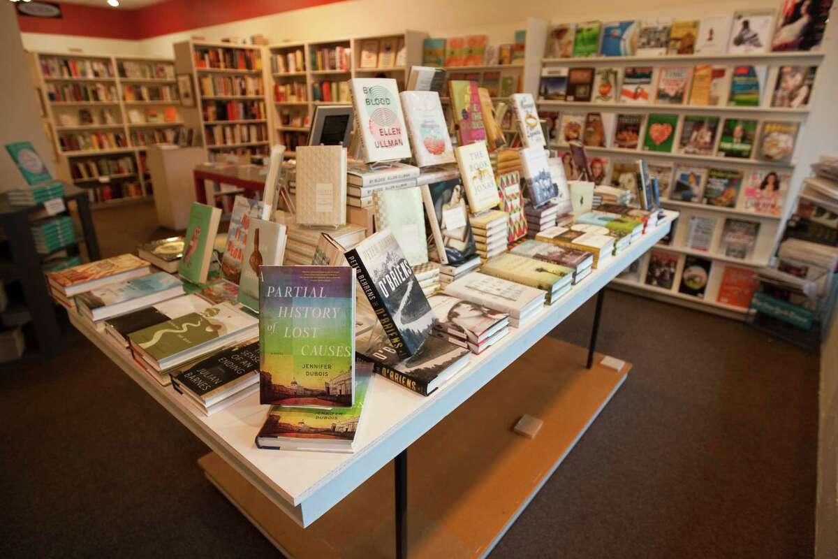 Brazos Book Store Store Hours Mon - Sat: 11 a.m.- 8 p.m. Sun: Noon- 6 p.m.