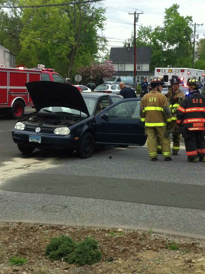 East Brookfield Car Accident