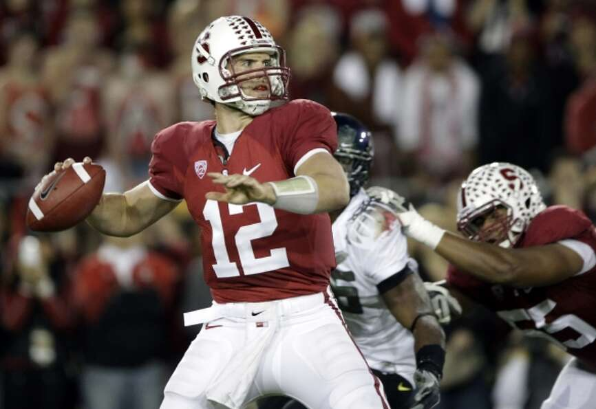 1. Indianapolis: QB Andrew Luck, Stanford Mock 3 pick: Luck Comment: The best prospect a