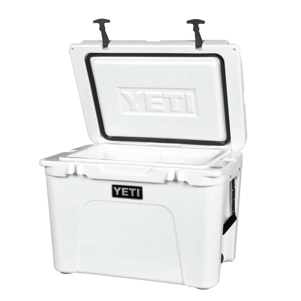 YETI customers have testified to the way the Austin-based company's products keep ice icy and have excellent seals, but one Texas couple apparently can now claim they owe their lives to one of the company's coolers. Click through to read how some of Texas' favorite brands came to be...