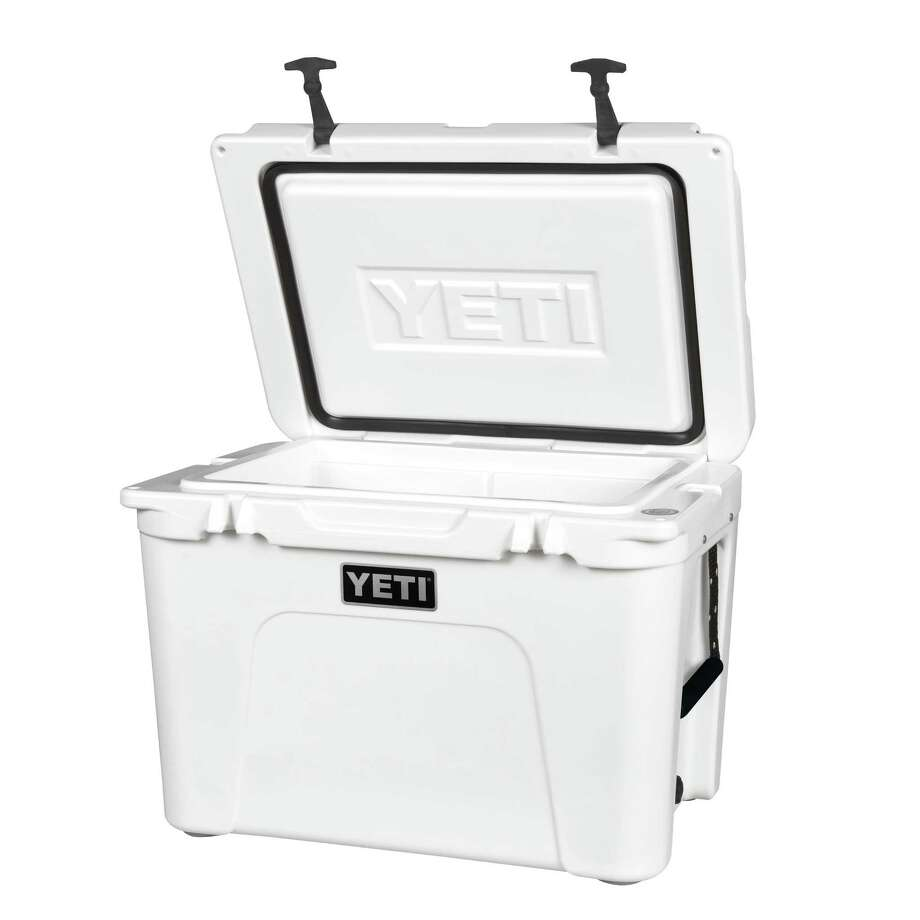 YETI customers have testified to the way the Austin-based company's products keep ice icy and have excellent seals, but one Texas couple apparently can now claim they owe their lives to one of the company's coolers.Click through to read how some of Texas' favorite brands came to be... Photo: NA / Yeti Coolers