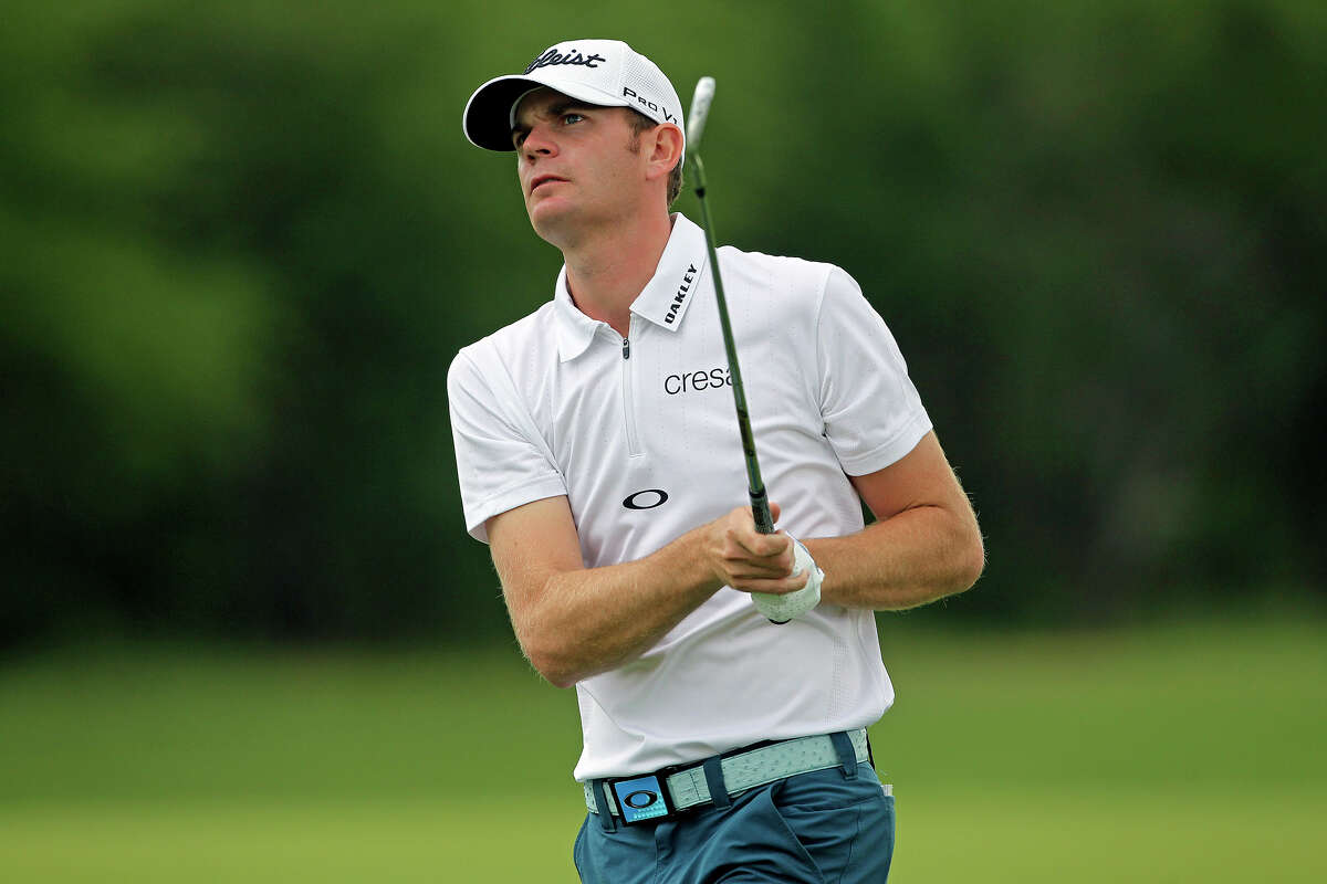 Brendan Steele, last year's Valero Texas Open winner, has a tough task ahead being 13 shots back.