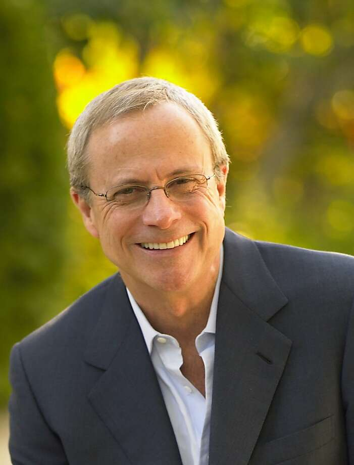 "Author of ""Getting Things Done: The Art of Stress-Free Productivity,"" David Allen. Photo: Courtesy Of David Allen"