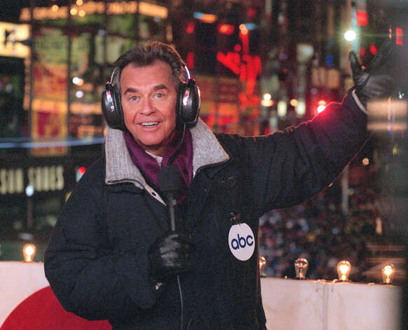 Dick Clark, the longtime television personality who seemed to never age, died at 82. Photo: DONNA SVENNEVIK / AP2001