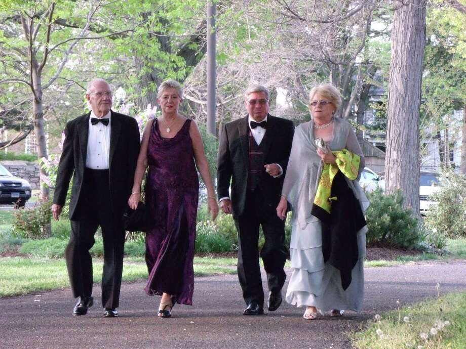 Were you SEEN at the Lockwood-Mathews Mansion Museum Saturday as it celebrated the beginning of its new season with an opening night gala? Photo: Todd Tracy / Connecticut Post