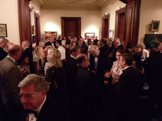 Were you Seen at the Lockwood Mathews Titanic 100 year Commemoration Gala in Norwalk, April 21st, 2012? Photo/Todd Tracy Photo: Todd Tracy / Connecticut Post