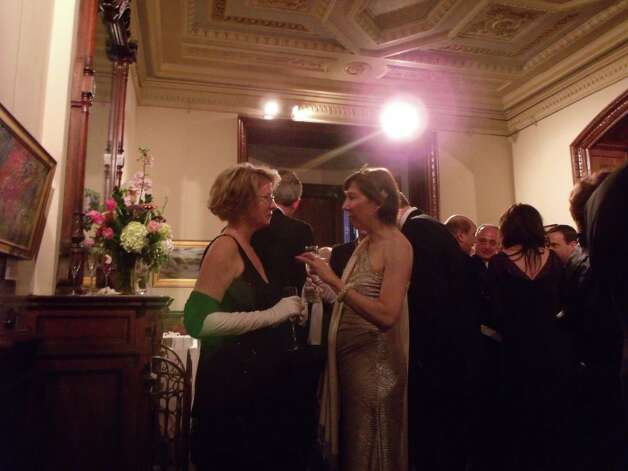 Were you Seen at the Lockwood Mathews Titanic 100 year Commemoration Gala in Norwalk, April 21st, 2012? Photo/Todd TracyWere you SEEN at the Lockwood-Mathews Mansion Museum Saturday as it celebrated the beginning of its new season with an opening night gala? Photo: Todd Tracy / Connecticut Post