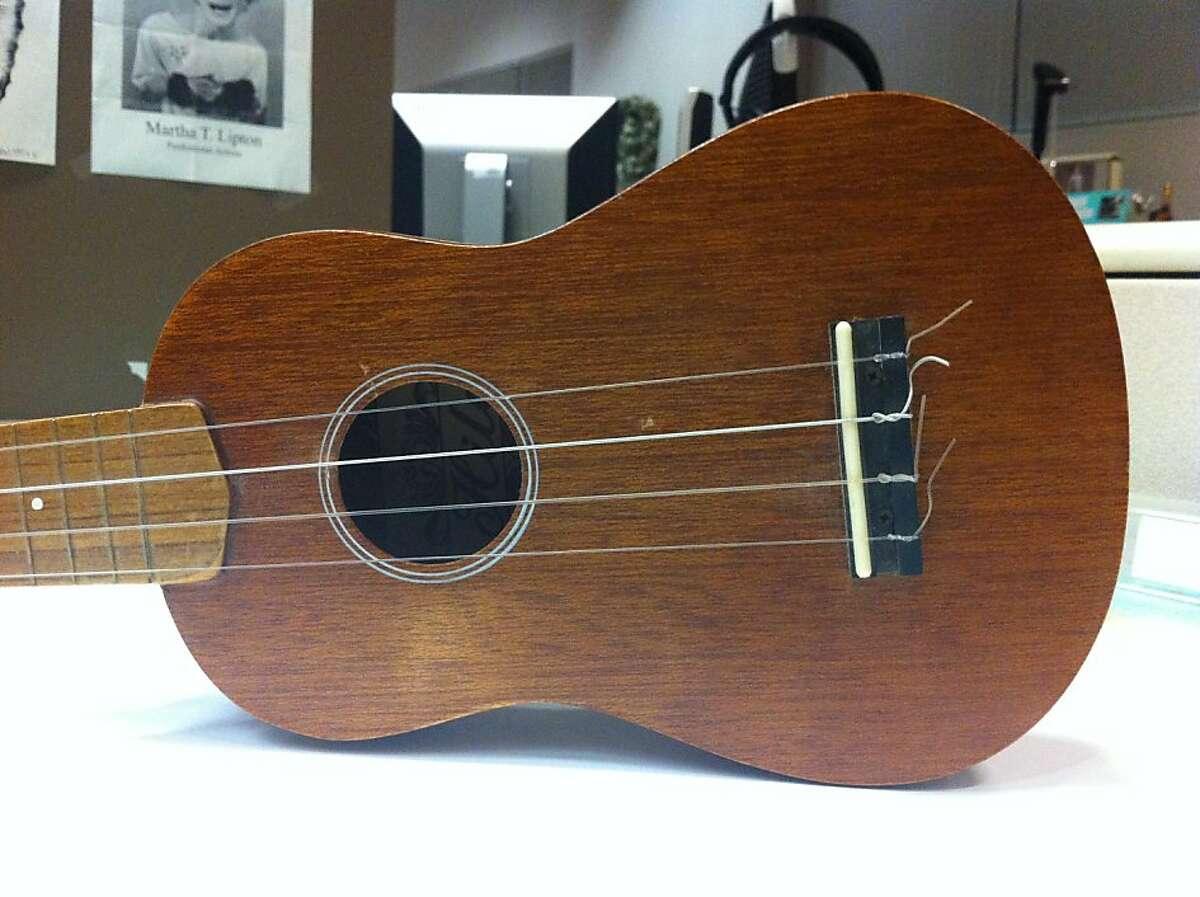 A ukulele