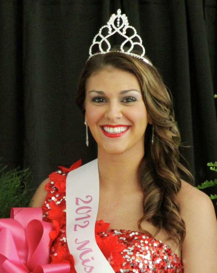 Brittany Broussard - 2012 Miss Village Creek Photo: David Lisenby, HCN_Miss Village Creek