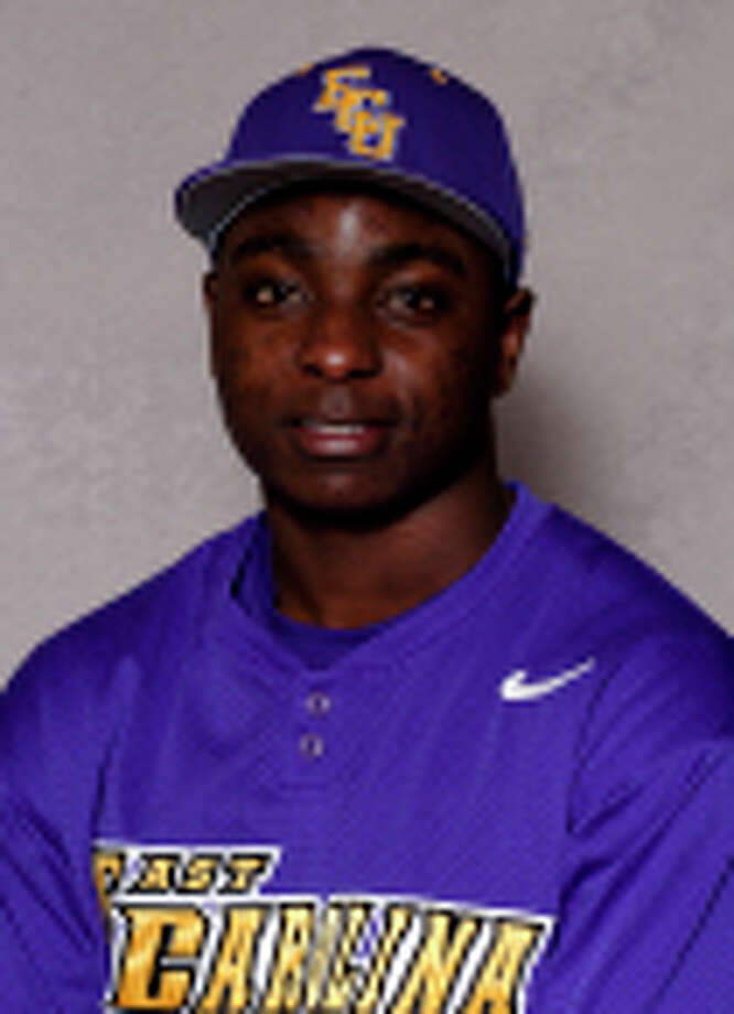 Jharel Cotton East Carolina baseball  2012 school photo