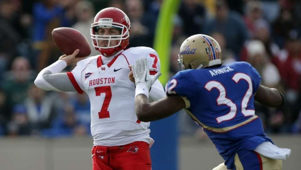 BEST OF THE REST QB Case Keenum, Houston