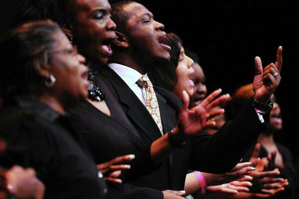 Photos: Gospel jubilee in Schenectady