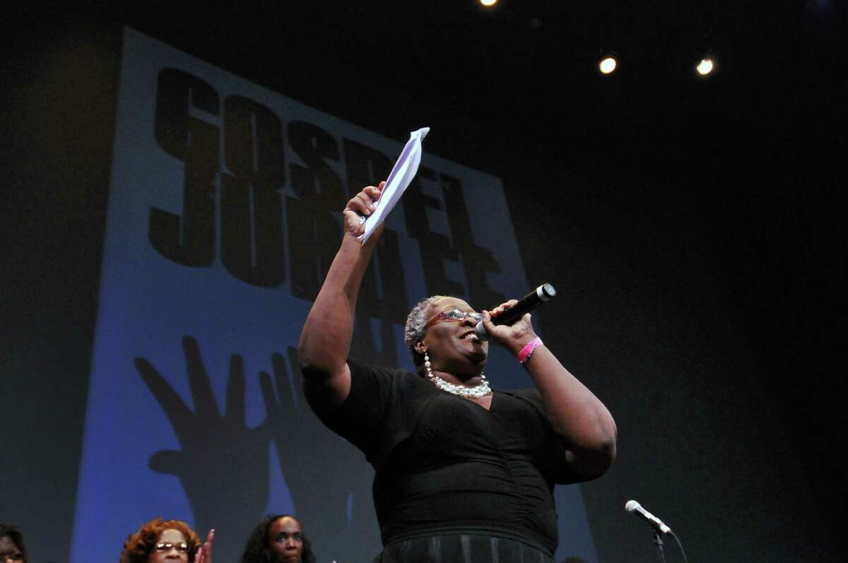 Proctors Theater hosts the seventh annual Gospel Jubilee on Friday, billed as the largest continuing gospel celebration in the Capital Region. Details