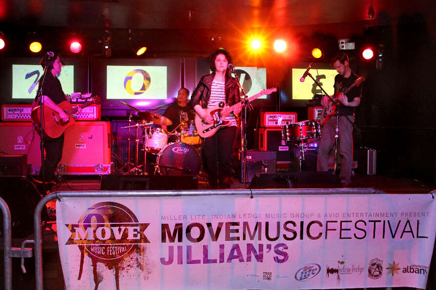 Were You Seen at the Move Music Festival in Downtown Albany on Saturday, April 21, 2012?