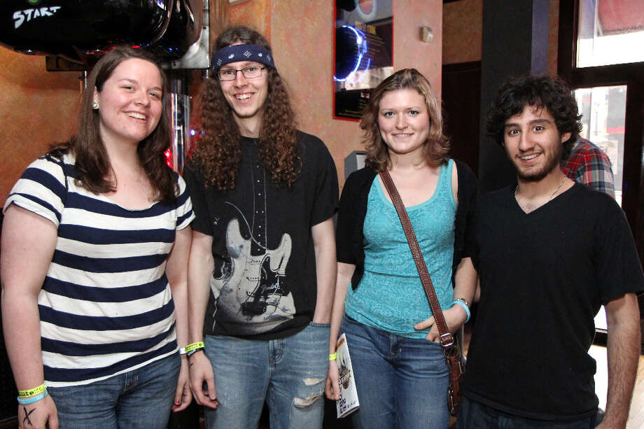 Were You Seen at the Move Music Festival in Downtown Albany on Saturday, April 21, 2012? Photo: Brian Tromans