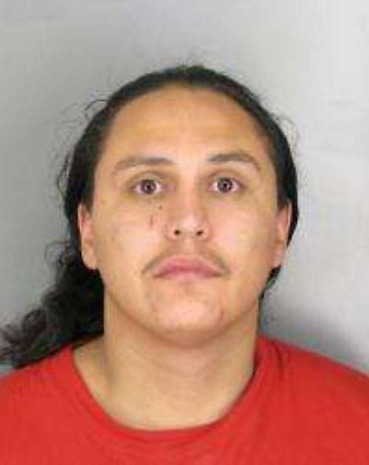 "Juan Peter Herrera was arrested on suspicion of a bar shooting in Antioch on March 31, 2012, that killed Lizandro  ""Tony"" Bertolazzi. Photo: Jprivett, Antioch Police Department"