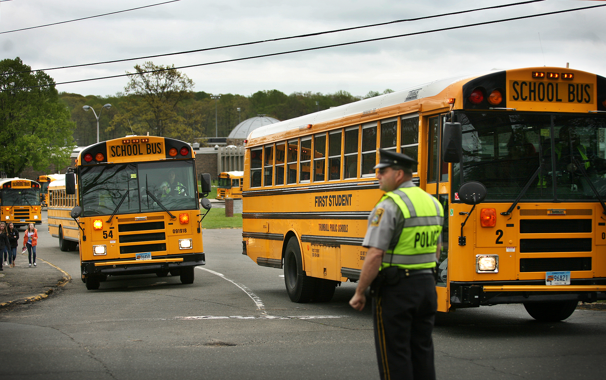 In Wake Of Incidents Parents Question Bus Pact