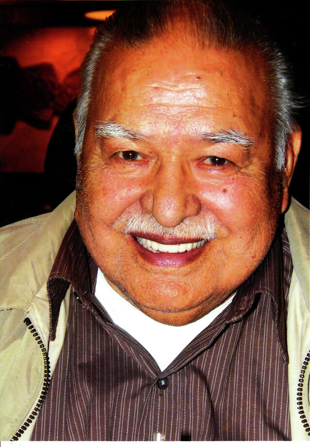 Robert A. Maldonado was a cement mason before earning his GED. Then he worked at Kelly AFB. Photo: Courtesy Photo