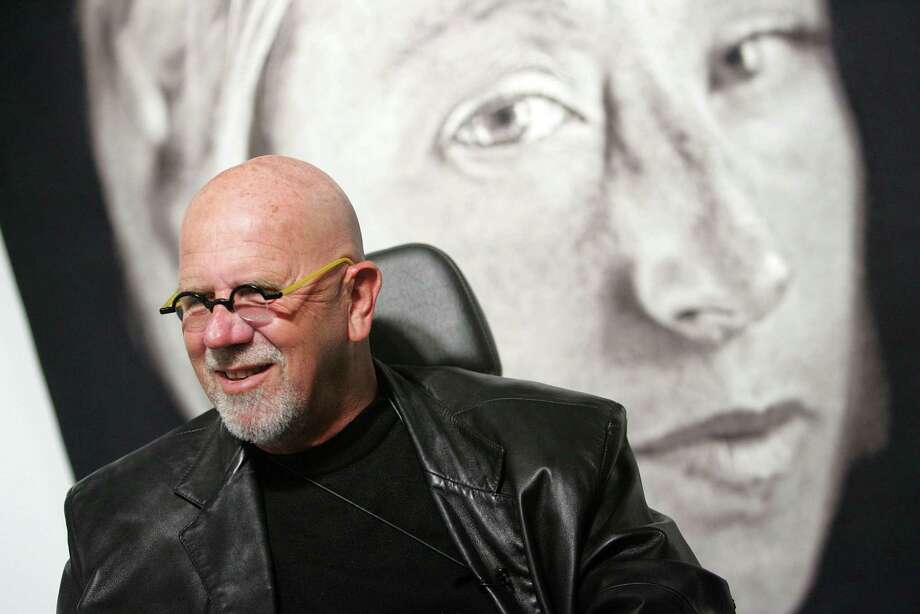 NEW YORK - NOVEMBER 09:  Artist Chuck Close attends an exhibition of his photographs at Aperture Gallery on November 9, 2006 in New York City.  (Photo by Bryan Bedder/Getty Images) Photo: Bryan Bedder, Getty Images / 2006 Getty Images