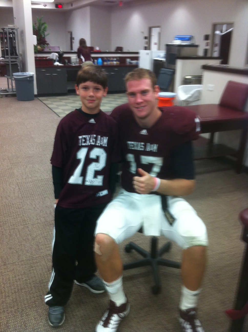Tannehill takes moment to ease boy's greater grief - San ...