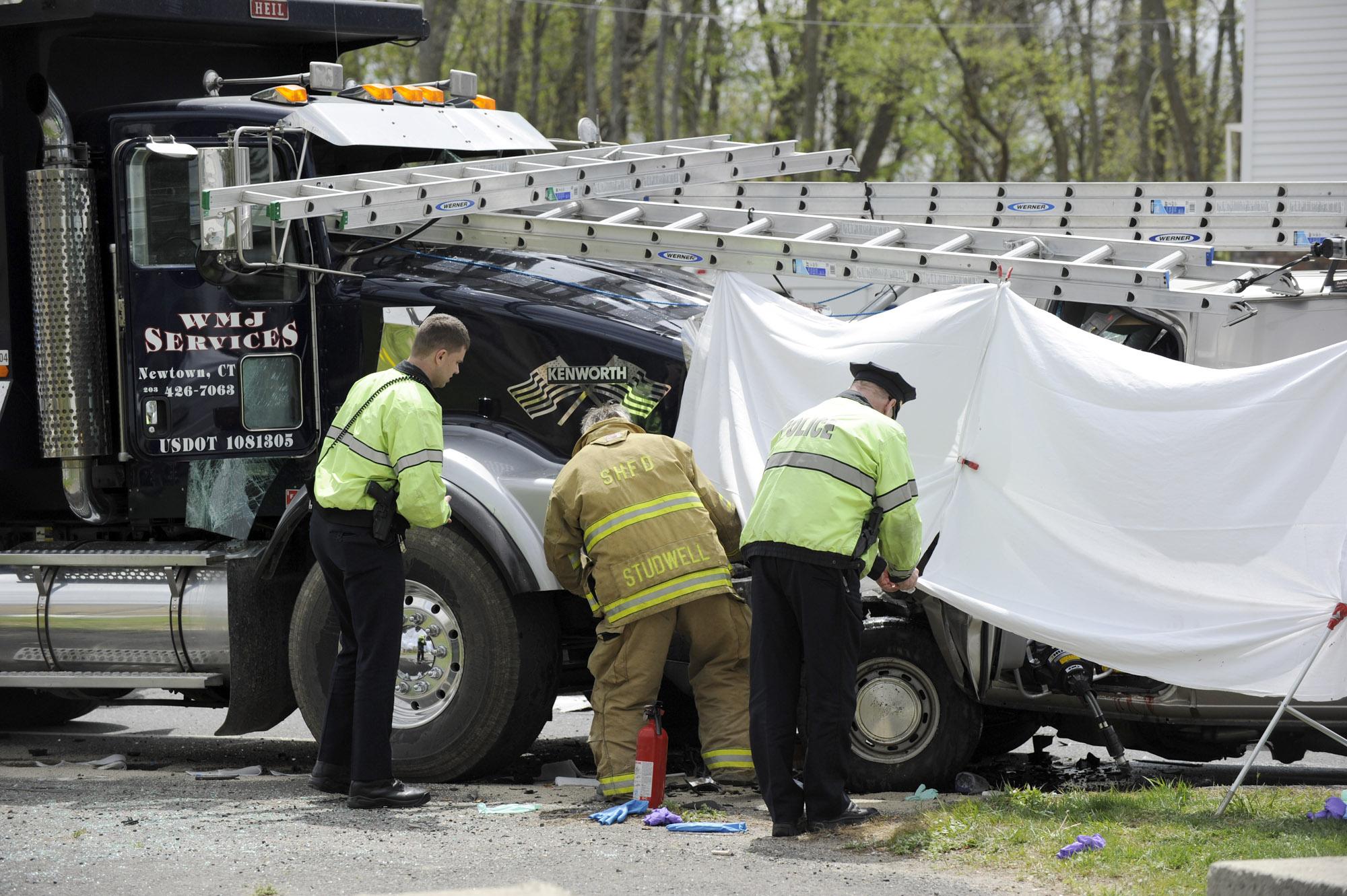 Toyota Of Dartmouth >> Danbury driver killed in Bethel crash - NewsTimes