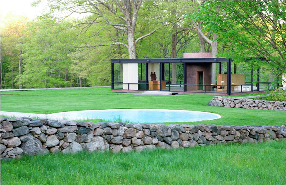 The Philip Johnson Glass House is preparing for the second annual Dine with Design scheduled for Saturday, June 9. Photo: Contributed Photo