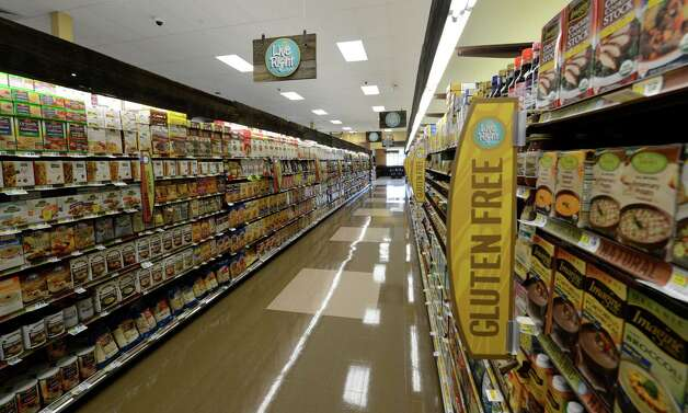 The new ShopRite supermarket on Central Ave. in Albany, N.Y. is readied for opening day April 24, 2012. (Skip Dickstein / Times Union) Photo: SKIP DICKSTEIN / 00017391A