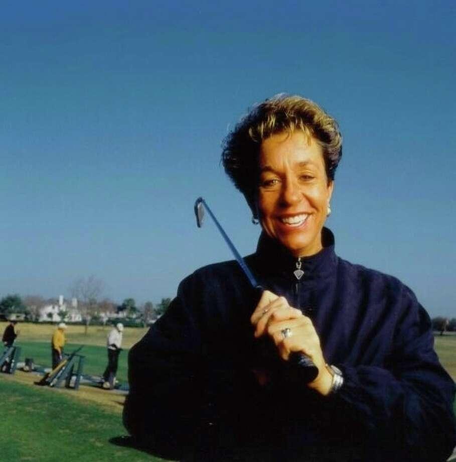 Deb Vangellow, golf instructor
