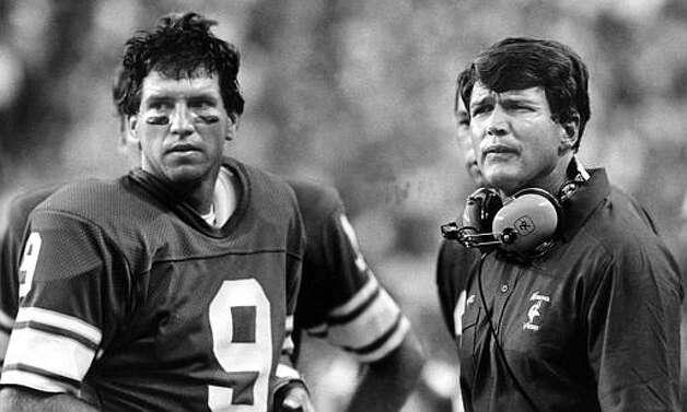 Tommy Kramer, San Antonio Lee (1977-90)  NFL playoff record: 2-2 (Vikings) Photo: Larry Salzman, AP / 1984 AP