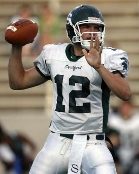 Andrew Luck, Houston Stratford (2004-07)The son of former Oilers quarterba
