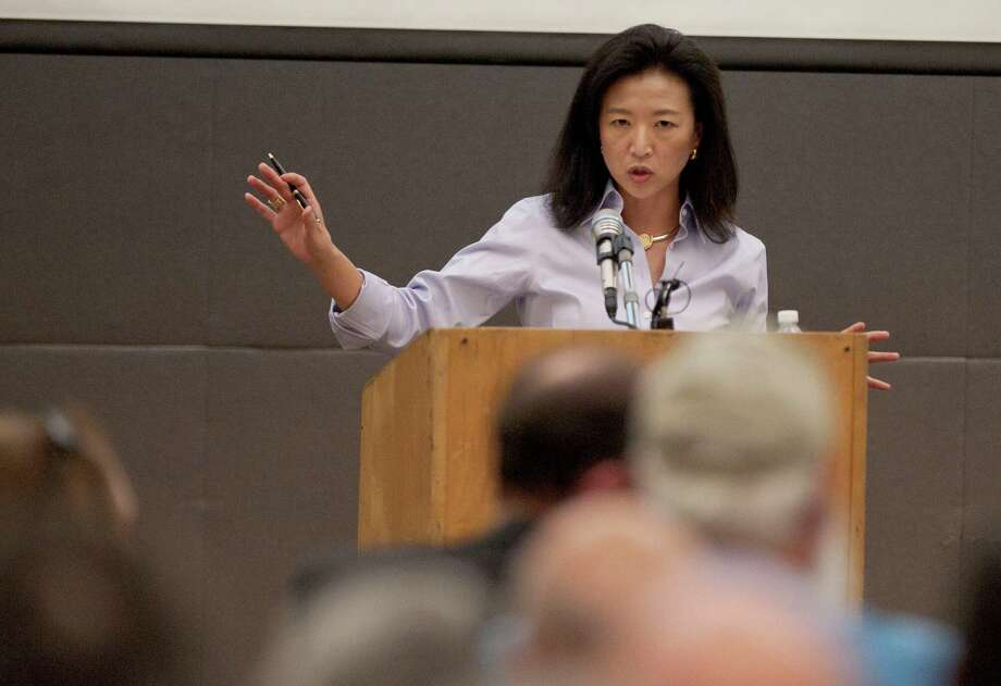 San Antonio City Councilwoman Elisa Chan should resign from office. Photo: Darren Abate, SPECIAL TO THE EXPRESS-NEWS / SAN ANTONIO EXPRESS-NEWS