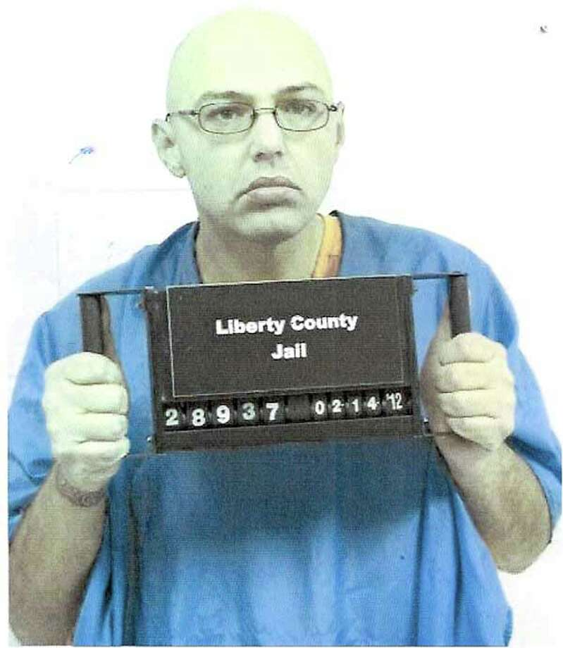 Kevin Boney faces numerous felony charges including aggravated assault with a deadly weapon on a family member and aggravated assault. Photo: Liberty County Sheriff's Office, . / Liberty County Sheriff's Office