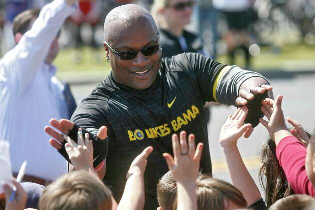Former athlete Bo Jackson is 50. Photo: Eric T. Wright, Associated Press / Gadsden Times