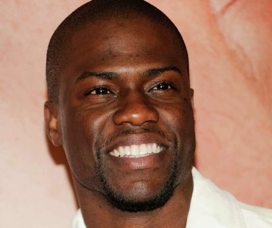 Funny man Kevin Hart may be short in stature, but not on laughs.  Photo: Evan Agostini / 2012 AP