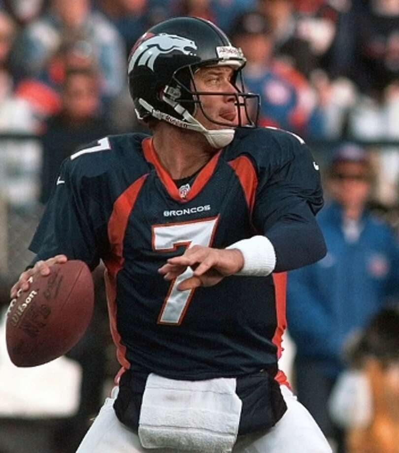"Now it's time to look at city sports idols. John Elway fits the bill for Denver. He won two Super Bowls, then stuck around to run car dealerships and now the Broncos. Here's the odd thing: He was born in Port Angeles, Wash., and spent part of his childhood in Aberdeen and Pullman, where his father coached. His dad played football at Washington state, and his first wife was a high school swimming star in Tacoma. It seems doubtful he has a ""Washington Native"" bumper sticker, however."