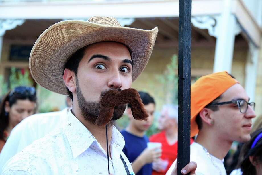 The Kings of Fiesta at NIOSA Photo: Xelina Flores-Chasnoff