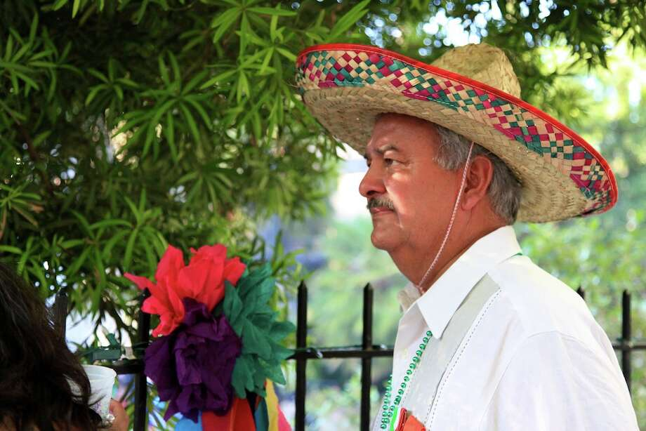 The Kings of Fiesta at NIOSA Photo: Xelina Flores-Chasnoff