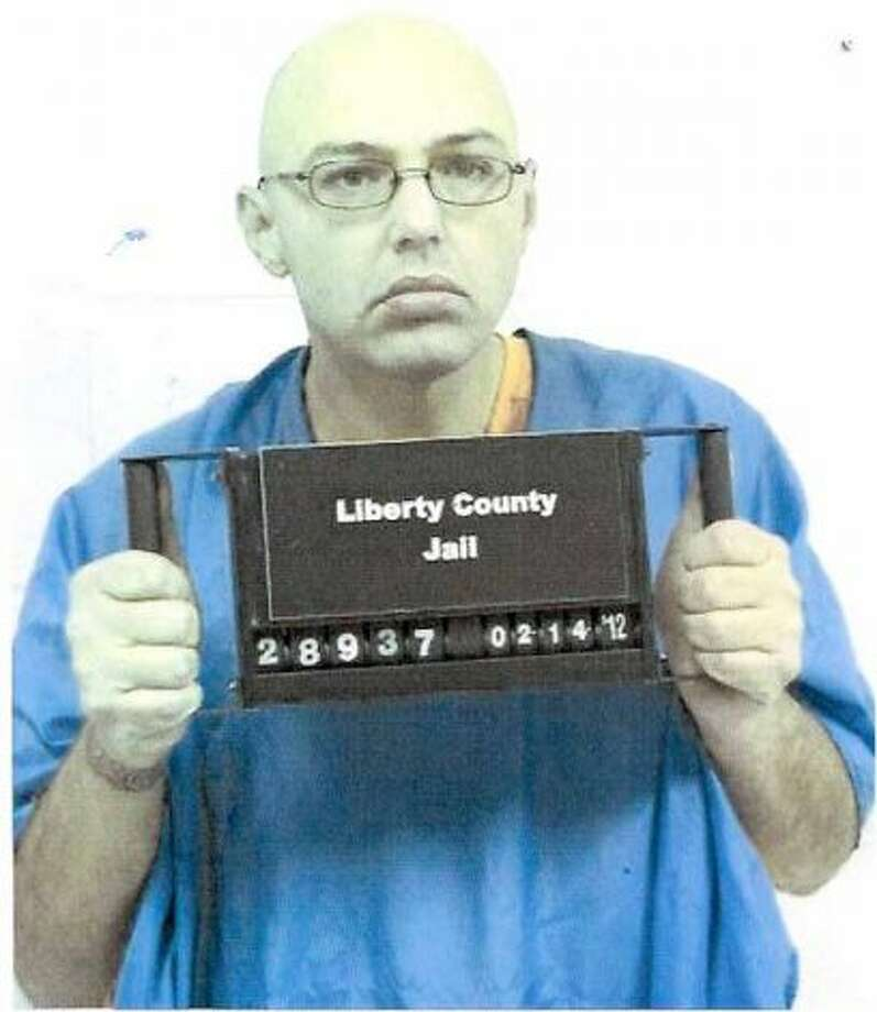 Kevin Boney faces numerous felony charges including aggravated assault with a deadly weapon on a family member and aggravated assault. Photo: Liberty County Sheriff's Office,  / Liberty County Sheriff's Office