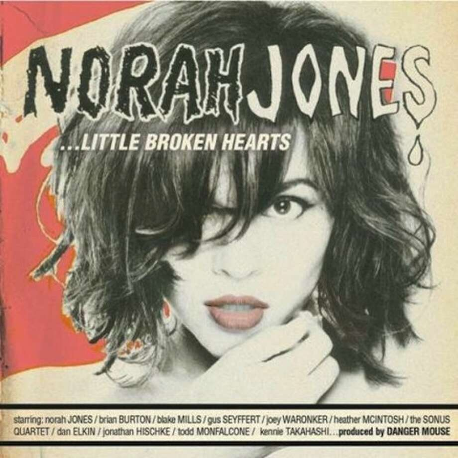"""Little Broken Hearts"" by Norah Jones Photo: Blue Note"