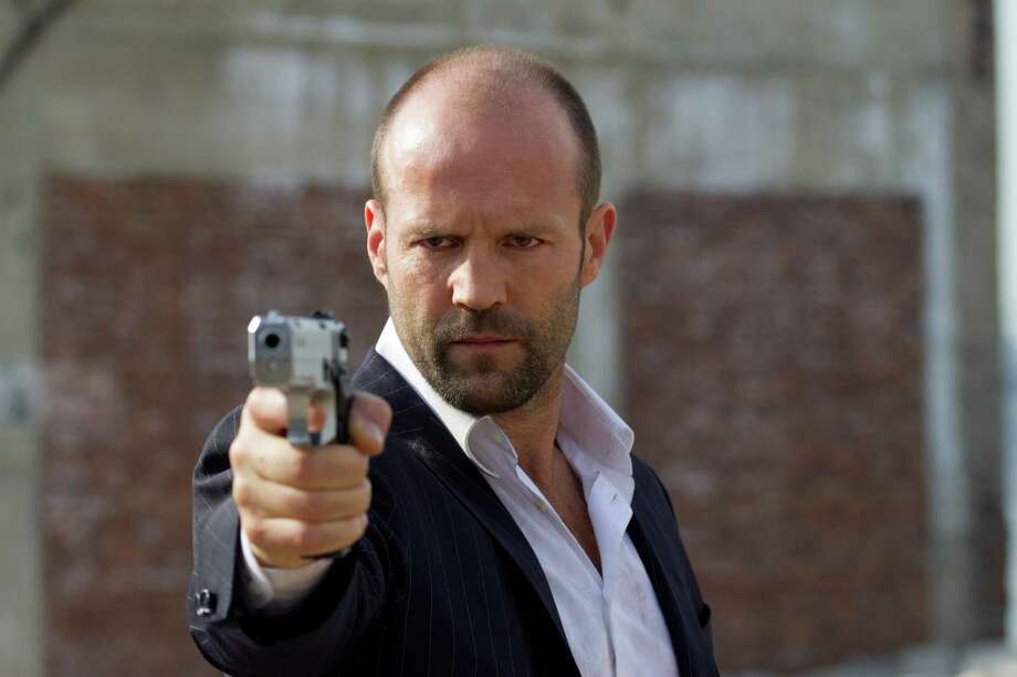 """Jason Statham portrays Luke Wright in a scene from """"Safe."""" Photo: Lionsgate"""