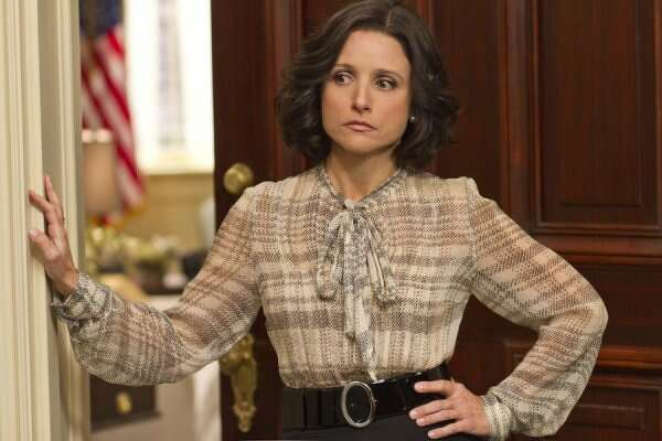 "Julia Louis-Dreyfus: Vice President Selina Meyer in HBO's ""Veep"" (HBO / GRAY PICTURES llc)"