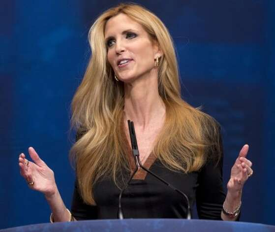 Ann Coulter should really stop insulting mentally retarded people.