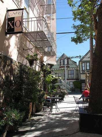 Cafe XO on Church St., S.F. Photo: Stephanie Wright Hession